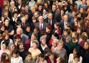 Le nombre d'habitants de Bourg en Bresse est de 41 863 personnes en 2019, la population de Bourg en Bresse est en hausse.